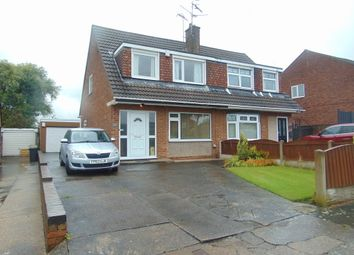 Thumbnail 3 bedroom semi-detached house for sale in Garfield Close, Stapleford, Nottingham
