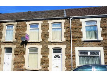 Thumbnail 2 bed terraced house for sale in Collins Street, Neath