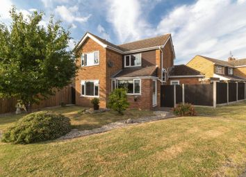 Thumbnail 3 bed detached house for sale in Uplands Way, Minster On Sea, Sheerness