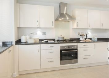 "Thumbnail 4 bed end terrace house for sale in ""Woodcote"" at Walnut Close, Keynsham, Bristol"