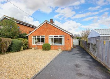 Thumbnail 3 bed detached bungalow for sale in Rownhams Lane, North Baddesley, Hampshire