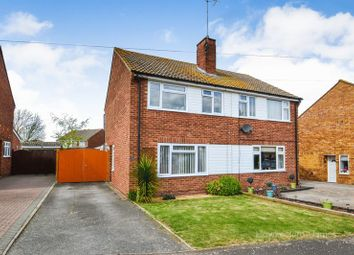 Thumbnail 3 bed semi-detached house for sale in Meadow Rise, Iwade, Sittingbourne