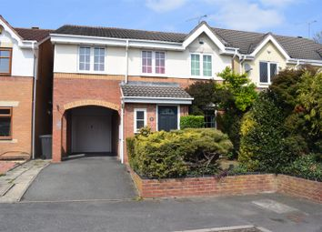 Thumbnail 5 bed detached house for sale in Beechcroft, Bedworth