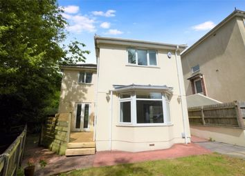 Thumbnail 3 bed detached house for sale in Moorfield Avenue, Plymouth, Devon