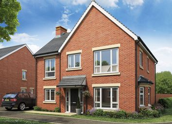 Thumbnail 4 bed detached house for sale in Plot 81 The Dunstan, Burton Road, Manorfields, Castle Gresley