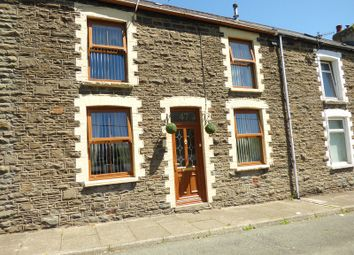 Thumbnail 3 bed terraced house for sale in Station Road, Nantymoel, Bridgend.
