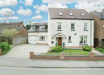 Thumbnail 4 bed detached house for sale in Main Street, Leire, Lutterworth