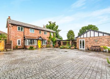 Thumbnail 4 bed detached house for sale in Sagars Road, Handforth, Wilmslow