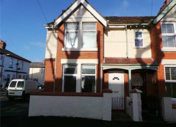 Thumbnail 2 bed end terrace house to rent in Percy Street, Fleetwood