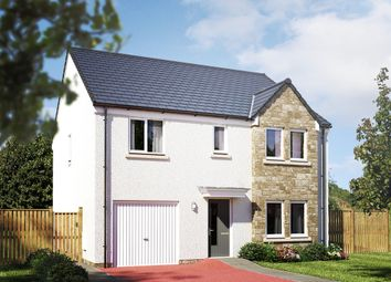 "Thumbnail 4 bedroom detached house for sale in ""The Whithorn"" at The Wisp, Edinburgh"