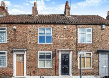 Thumbnail 2 bed terraced house to rent in Clifton, York