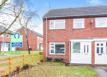Thumbnail 3 bed property for sale in Jubilee Close, North Hykeham, Lincoln