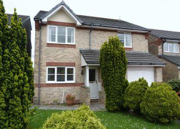 Thumbnail 4 bed detached house for sale in Whitley Grange, Liskeard