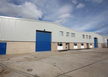 Thumbnail Industrial to let in Unit 5&6 Boyatt Wood Industrial Estate, Goodwood Road, Eastleigh