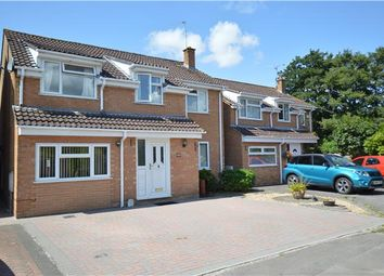 Thumbnail 4 bedroom detached house for sale in Manor Way, Chipping Sodbury, Bristol