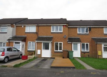 Thumbnail 2 bedroom terraced house for sale in Yeo Close, Efford, Plymouth