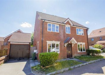 Thumbnail 4 bed detached house to rent in Earlshall Place, Westcroft, Milton Keynes