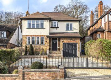 Thumbnail 4 bed detached house for sale in Yester Road, Chislehurst
