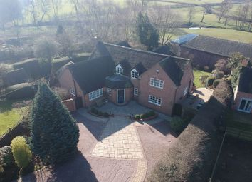 Thumbnail 4 bed detached house for sale in Purbeck, Chebsey, Stafford