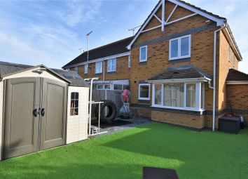 Thumbnail 1 bedroom semi-detached house for sale in Cookham Court, Shoeburyness, Essex