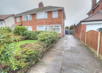 Thumbnail 3 bed semi-detached house for sale in Allport Lane, Bromborough, Wirral