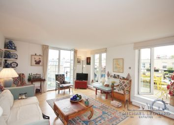 Thumbnail 2 bed flat for sale in Alberts Court, Palgrave Gardens, Regents Park