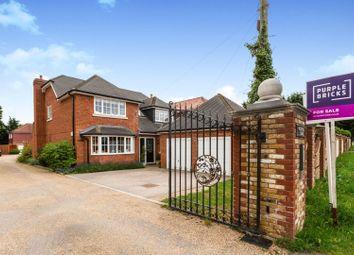 5 bed detached house for sale in London Road, West Kingsdown, Sevenoaks TN15