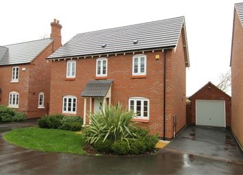 Thumbnail 3 bed detached house for sale in Gloster Road, Lutterworth