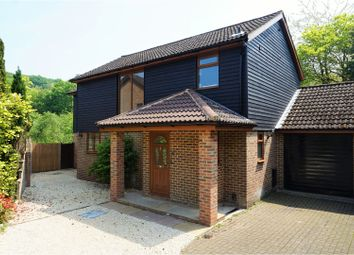 Thumbnail 5 bed detached house for sale in Woodlands, Chatham