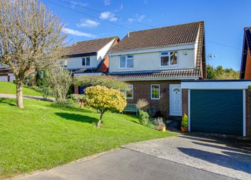 Thumbnail 3 bed detached house for sale in Ware Cross Gardens, Kingsteignton, Newton Abbot