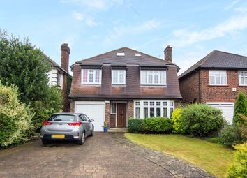 Thumbnail 5 bedroom detached house for sale in Linkside, New Malden