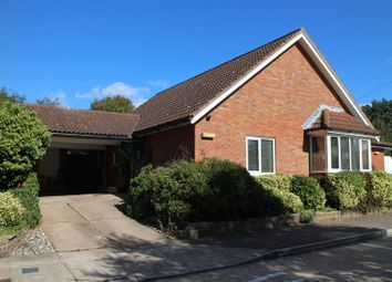 Thumbnail 2 bed semi-detached bungalow for sale in Windsor Close, Colchester