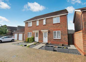 3 bed semi-detached house for sale in Lammas Drive, Braintree, Essex CM7
