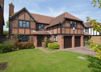 Thumbnail 5 bed detached house for sale in Withypool, Shoeburyness, Southend-On-Sea, Essex