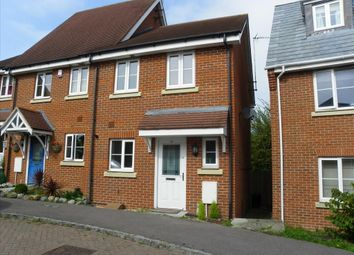 Thumbnail 2 bedroom terraced house to rent in Ducketts Mead, Shinfield, Reading