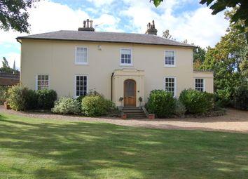 Thumbnail 6 bed detached house for sale in High Street, Wickham Market, Woodbridge