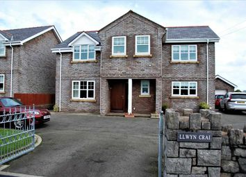 Thumbnail 5 bed detached house for sale in Llangristiolus, Bodorgan