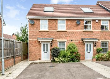Thumbnail 3 bed end terrace house for sale in Olvega Drive, Buntingford, Hertfordshire