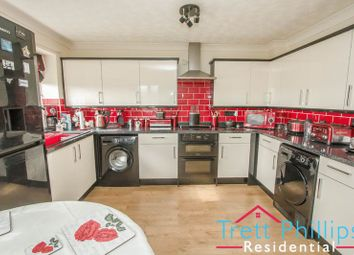 Thumbnail 2 bedroom semi-detached house for sale in Back Lane, Catfield, Great Yarmouth