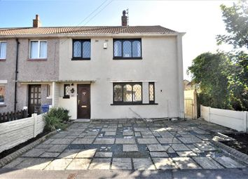 Thumbnail 3 bed end terrace house for sale in Hodder Avenue, Fleetwood, Lancashire