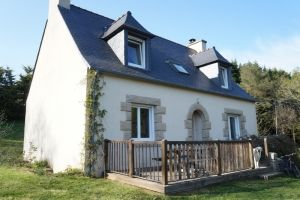 Thumbnail 5 bed detached house for sale in Plouyé, Bretagne, 29690, France