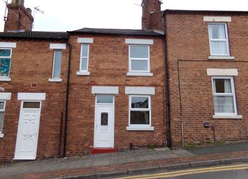 Thumbnail 2 bedroom terraced house to rent in Wellington Street, Eastwood, Nottingham