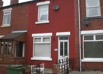 Thumbnail 3 bed terraced house to rent in Cliff Road, Crigglestone, Wakefield