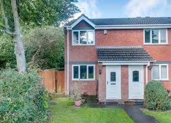 Thumbnail 2 bed end terrace house for sale in Goldthorne Close, Headless Cross, Redditch