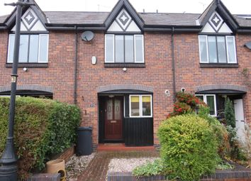 Thumbnail 2 bed terraced house for sale in Millbank Court, Frodsham