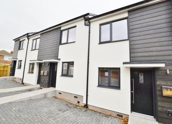 Thumbnail 3 bed town house for sale in Prospect Road, Old Whittington, Chesterfield