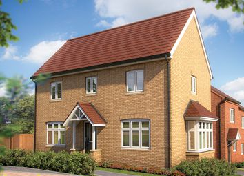 """Thumbnail 3 bed semi-detached house for sale in """"The Spruce"""" at Irthlingborough Road, Wellingborough"""