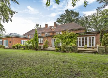 Thumbnail 6 bed detached house for sale in Brook Lane, Warsash, Hampshire