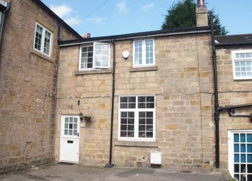 Thumbnail 2 bed terraced house for sale in Fosse Cottage, Parkside Road, Meanwood, Leeds, West Yorkshire
