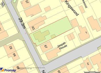 Thumbnail Land for sale in Newtown Road, Marlow